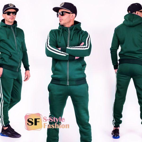 3BUpbPзеленый спортивный костюм