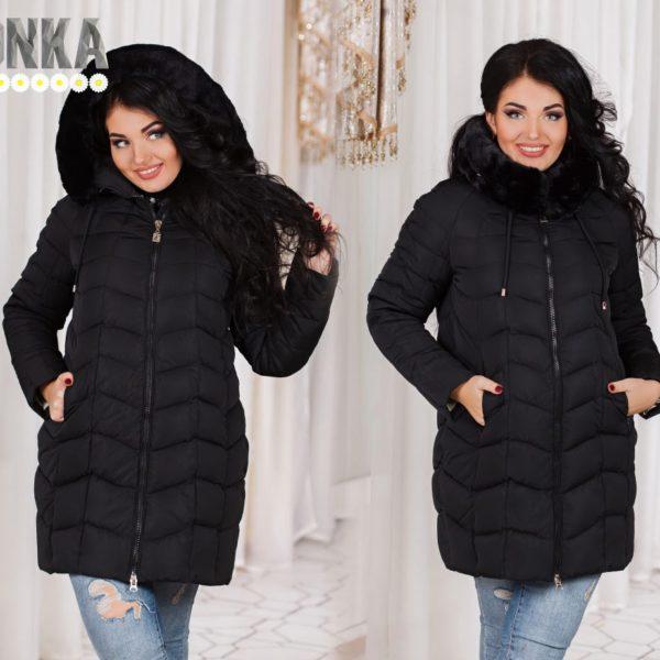 зимняя куртка большие размеры