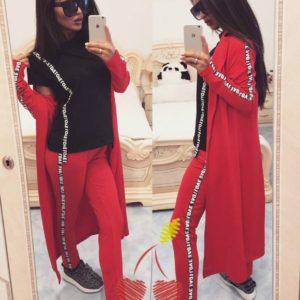 eddeab658b6c Брючные костюмы женские купить в интернет магазине Самая-МоднаЯ