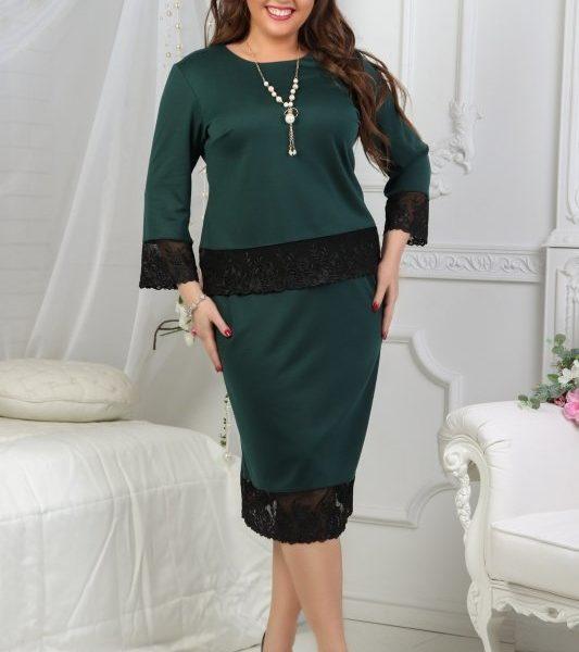 38be7a1c867 Костюм - юбка с блузкой для полных женщин купить недорого в интернет ...