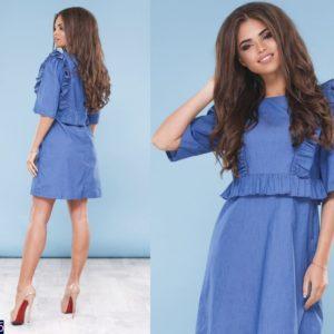 e1d235f9c42 Джинсовые платья купить в интернет-магазине с доставкой