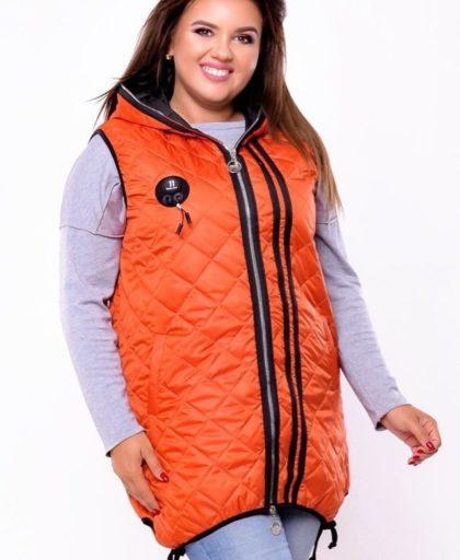 оранжеваЯ жилетка