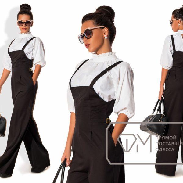 2968bc56eb4 Купить комбинезон с рубашкой женский 44 размера в интернет-магазине ...