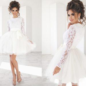 993268a6b64 Женские кружевные платья - купить кружевное платье недорого в ...