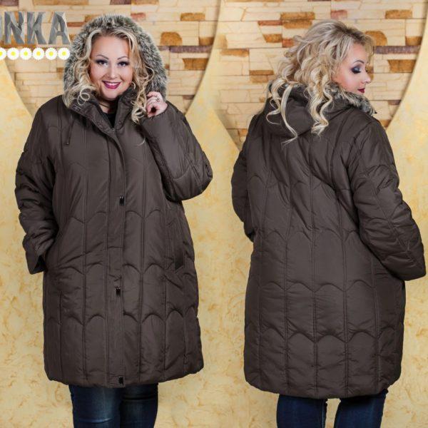 zimnjaja kurtka na 60 razmer