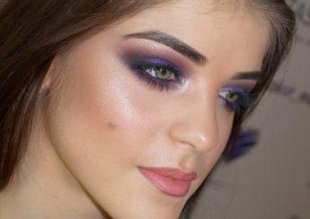 Как сделать макияж Смоки Айс фото