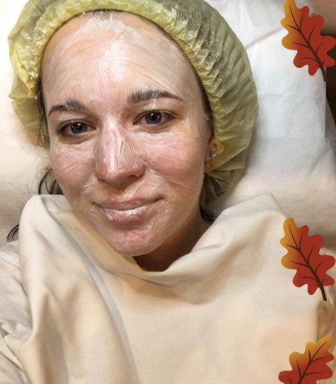 маска из аспирина для лица