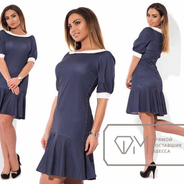 Модное повседневное платья