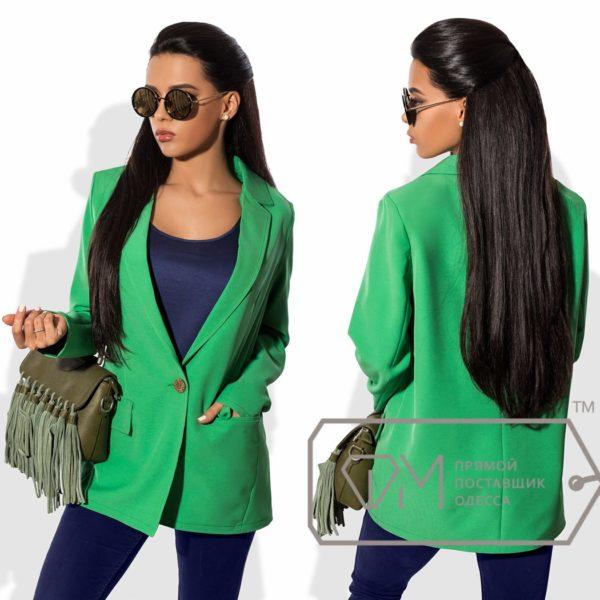 пиджак женский без подклада