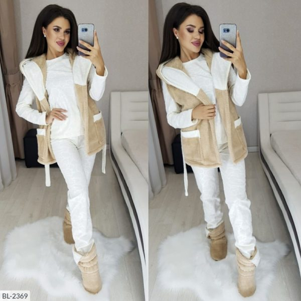 белая пижама