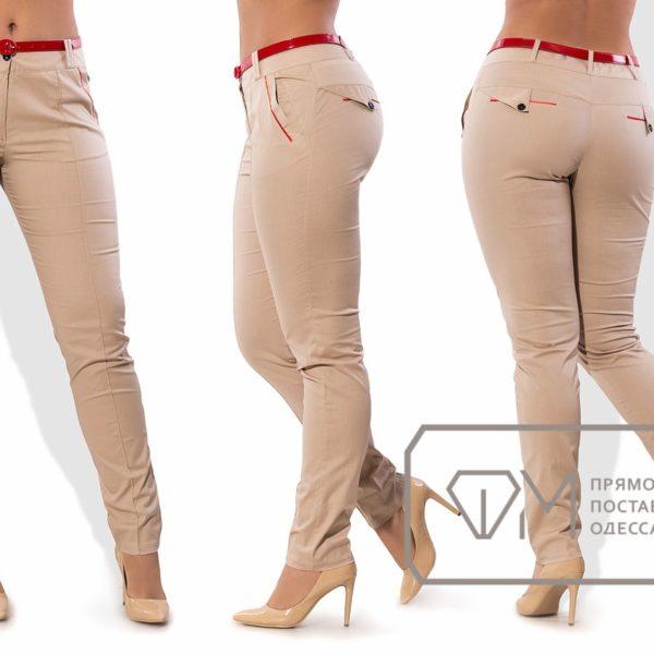 тонкие женские брюки