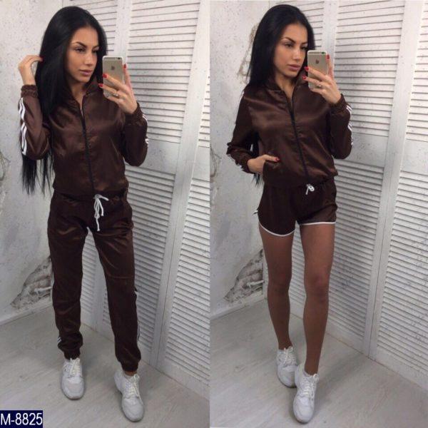 коричневые черные брюки