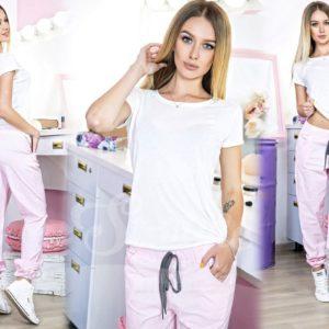 брюки женские с футболкой