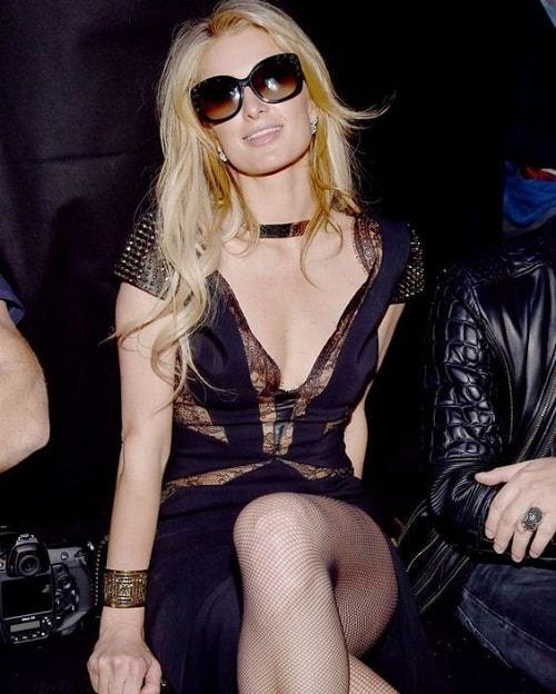 Пэрис Хилтон на Milan Fashion Week