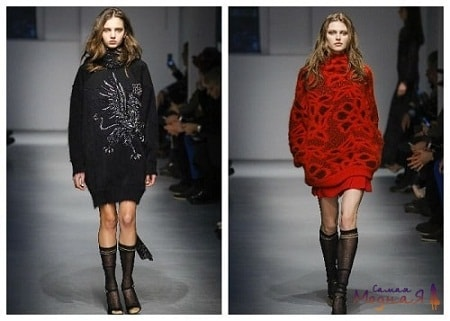 Модные тенденции осень-зима 2017-2018 в одежде