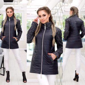 женское пальто свободного покроя