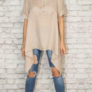 Рубашка туника женская фото