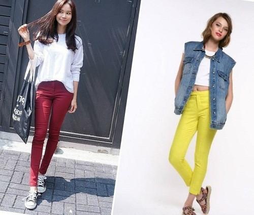 Как и с чем носить высокие джинсы? 30 Эффектных способов