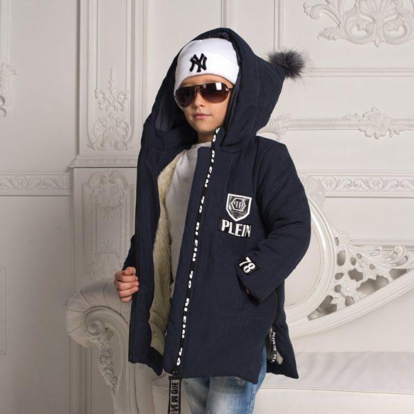теплая куртка для детей