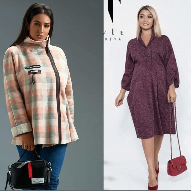тренды женской одежды 2019