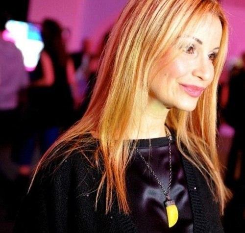 Ольга Орлова певица