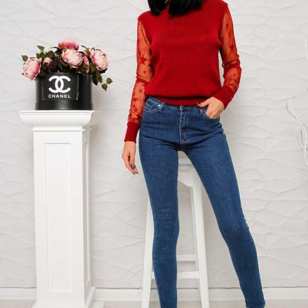 синие джинсы Турция