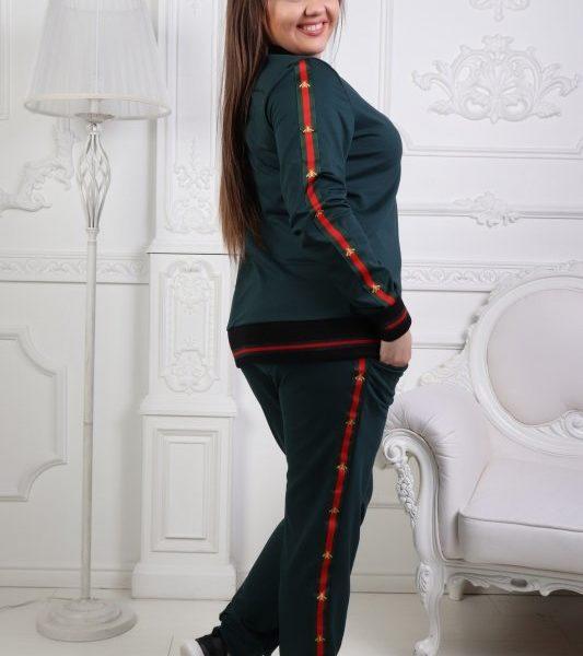костюм брючный женский спортивный