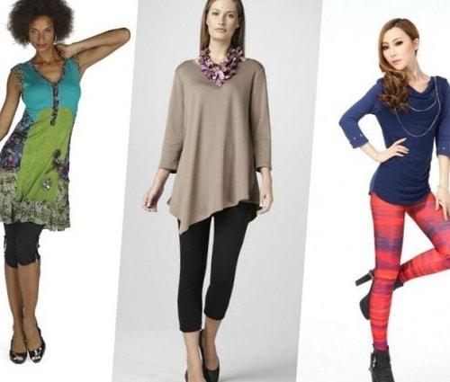 нарядные и стильные женщины