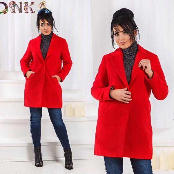 укороченное пальто женское весеннее