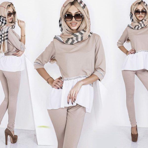 Женские брюки с туникой