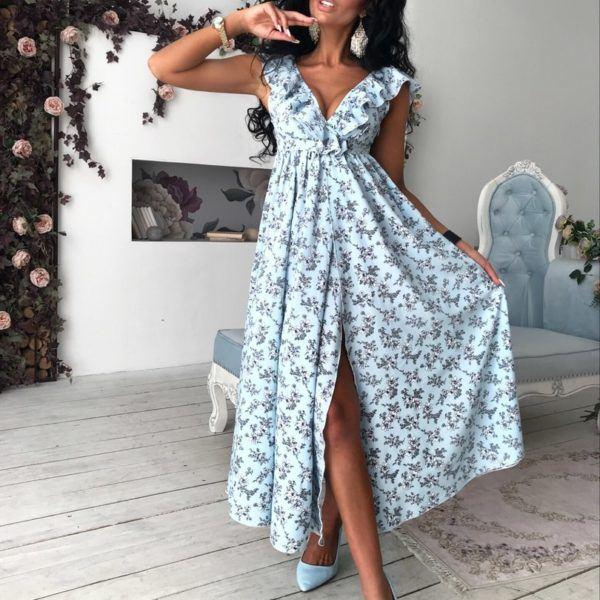 Легкое платье «Наташа Ростова»
