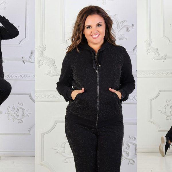 b132e149 Купить спортивный костюм с люрексом женский 42-54 размера в интернет ...