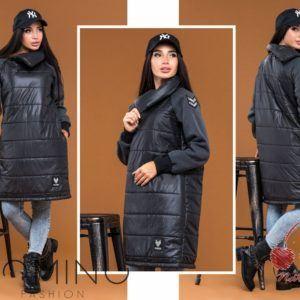 1b793dd84d2 Купить женские пальто больших размеров в интернет-магазине Самая-МоднаЯ