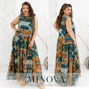 be0f4a2045f Платья макси купить в интернет магазине Самая-МоднаЯ недорого