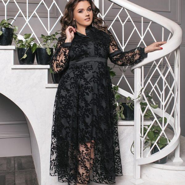 Праздничное платье на новый год